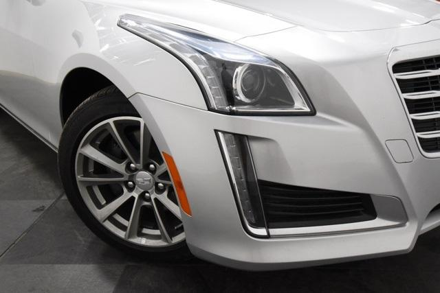 Pre-Owned 2019 Cadillac CTS 4dr Sdn 3.6L Luxury RWD