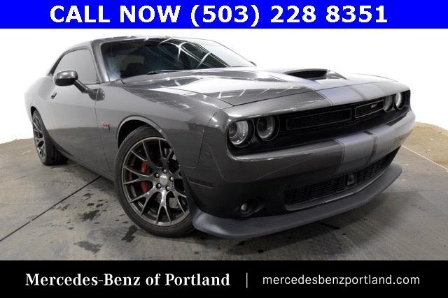 Pre-Owned 2016 Dodge Challenger 2dr Cpe SRT 392