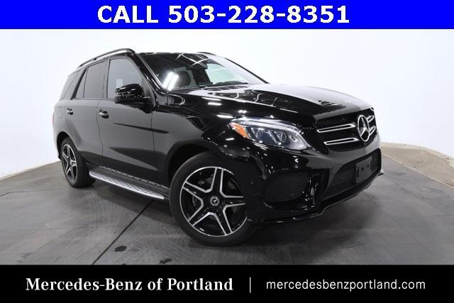 Certified Pre-Owned 2017 Mercedes-Benz GLE GLE 350 4MATIC® SUV