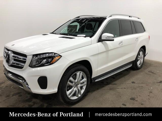 New Mercedes Suv >> New 2019 Mercedes Benz Gls 450 4matic Suv Awd