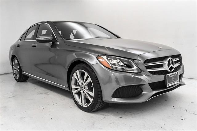 Pre-Owned 2018 Mercedes-Benz C-Class C 300 Sedan