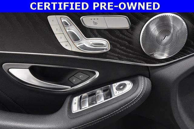 Certified Pre-Owned 2016 Mercedes-Benz C-Class 4dr Sdn C 300 Sport 4MATIC®