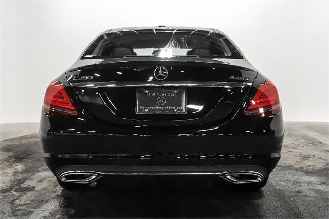 Pre-Owned 2019 Mercedes-Benz C-Class C 300 4MATIC® Sedan