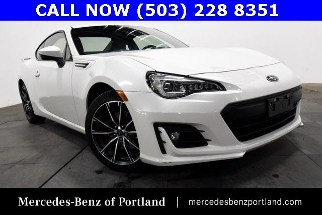 Pre-Owned 2017 Subaru BRZ Limited Auto