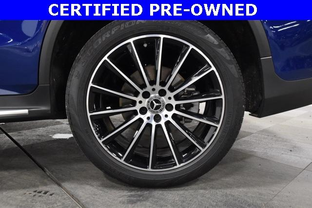 Certified Pre-Owned 2019 Mercedes-Benz GLC GLC 300 4MATIC® SUV
