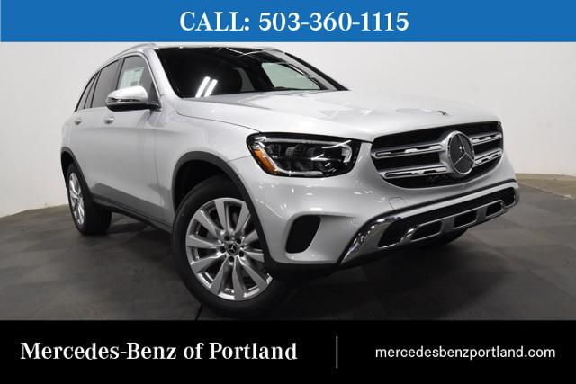 Certified Pre-Owned 2020 Mercedes-Benz GLC 300