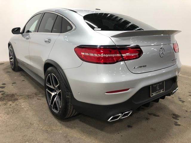 New 2019 Mercedes-Benz GLC AMG® GLC 63 4MATIC+ Coupe