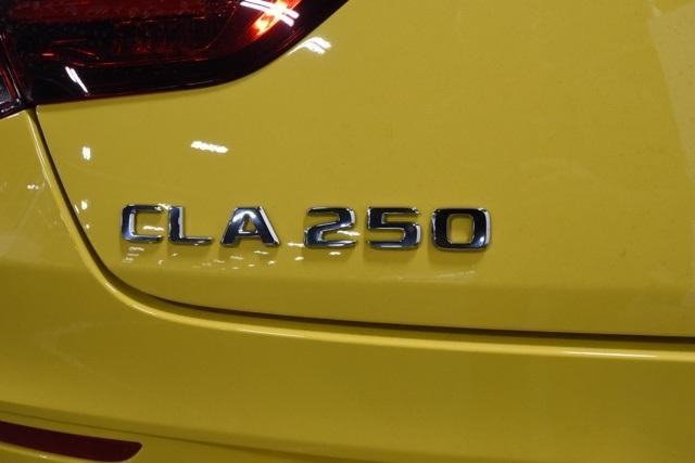 New 2020 Mercedes-Benz CLA CLA 250 4MATIC® Coupe