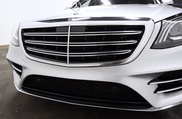 Certified Pre-Owned 2018 Mercedes-Benz S 560