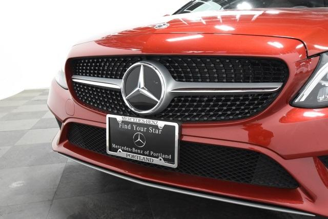 Certified Pre-Owned 2019 Mercedes-Benz C-Class C 300 4MATIC® Cabriolet