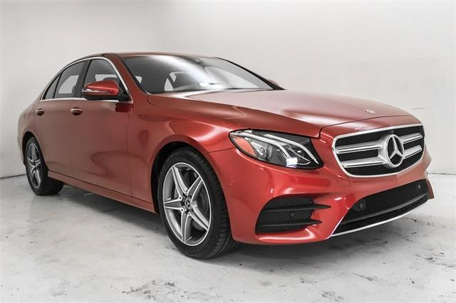 Pre-Owned 2019 Mercedes-Benz E-Class E 300 RWD Sedan