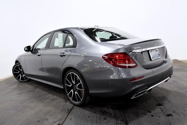 Certified Pre-Owned 2018 Mercedes-Benz E-Class AMG® E 43 4MATIC® Sedan