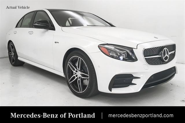 New 2018 Mercedes-Benz E-Class AMG® E 43 4MATIC® Sedan SEDAN