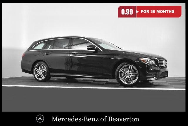 Certified Pre-Owned 2018 Mercedes-Benz E-Class E 400 4MATIC® Wagon