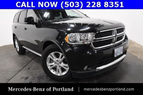 Pre-Owned 2011 Dodge Durango AWD 4dr Crew