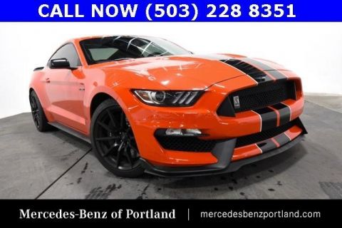 Pre-Owned 2016 Ford Mustang 2dr Fastback Shelby GT350