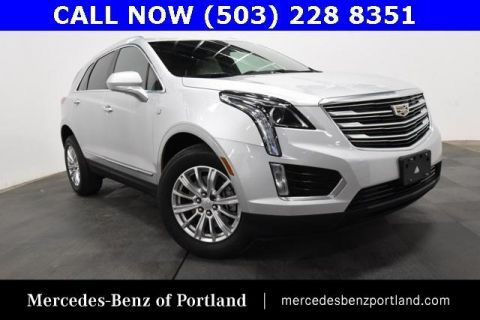 Pre-Owned 2018 Cadillac XT5 FWD 4dr