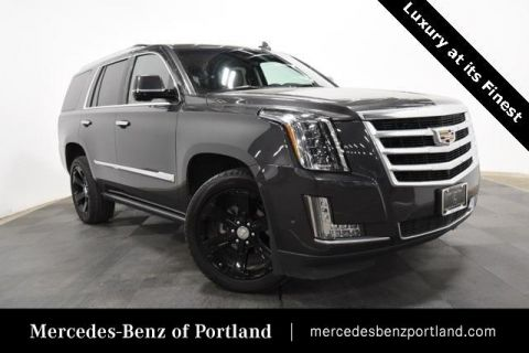 Pre-Owned 2018 Cadillac Escalade 4WD 4dr Premium Luxury