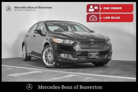 Pre-Owned 2016 Ford Fusion 4dr Sdn SE AWD