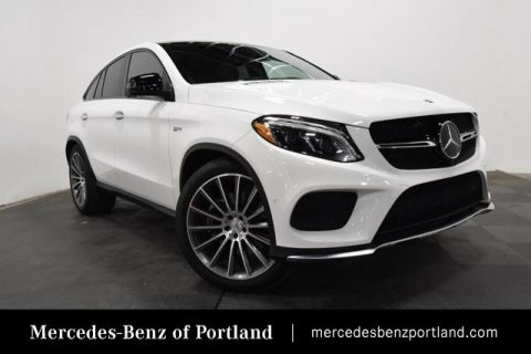 Certified Pre-Owned 2019 Mercedes-Benz GLE AMG® GLE 43 4MATIC® Coupe