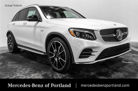 New 2019 Mercedes-Benz GLC AMG® GLC 43 4MATIC® SUV