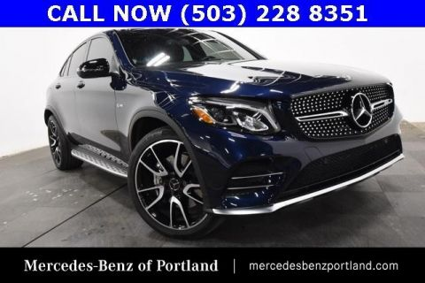 Pre-Owned 2018 Mercedes-Benz GLC AMG® GLC 43 4MATIC® Coupe