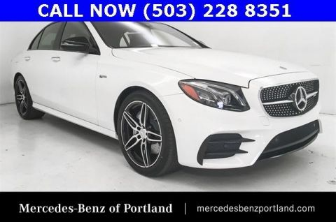 New 2018 Mercedes-Benz E-Class AMG® E 43 4MATIC® Sedan