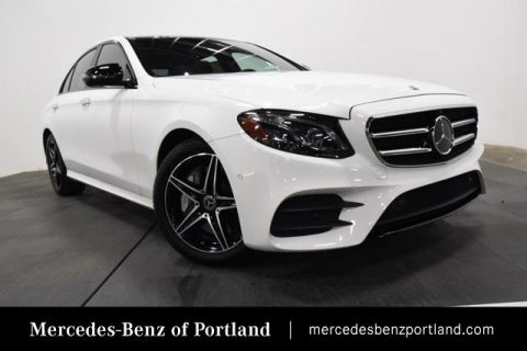 New 2018 Mercedes-Benz E-Class E 400 4MATIC® Sedan