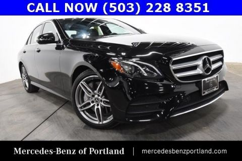 Pre-Owned 2019 Mercedes-Benz E-Class E 450 4MATIC® Sedan