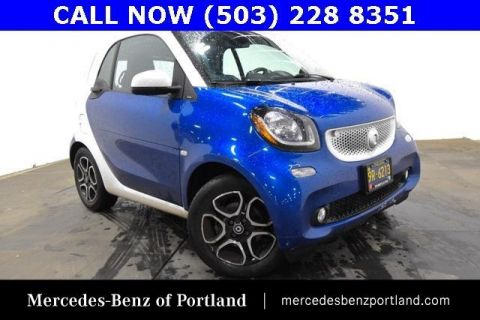 Pre-Owned 2016 smart fortwo 2dr Cpe Prime