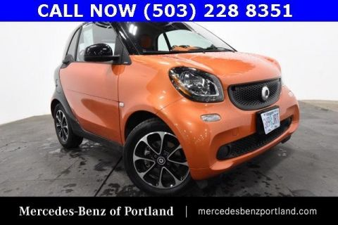 Pre-Owned 2016 smart fortwo 2dr Cpe Passion